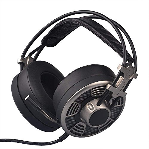 GAKOV Gaming Headset, GAV10 Gaming Headset 7.1-Kanal Vibration Gaming Kopfhörer für Laptop/PC