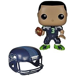 NFL Figura Russell Wilson Seahawks Funko 4529