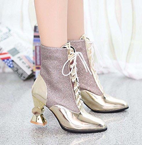 Men Flat Shoes, SOMESUN Trend di cuoio morbido traspirante di modo degli uomini che guida l'abito casuale sulle scarpe (42, Brown)