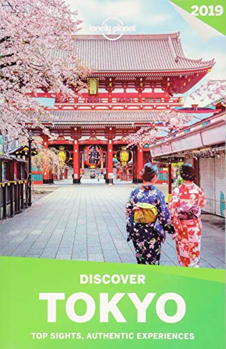 Lonely Planet Discover Tokyo 2019 por Lonely Planet