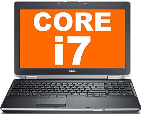 DELL Latitude E6530i72,9GHz 3. Gen HD + 1600X 90015,6pollici 8GB RAM 320GB HDD * a HDMI-Mobile Workstation-Tastierino numerico