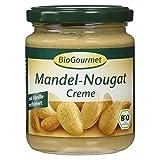 BioGourmet Bio Mandel-Nougat Creme, 250g