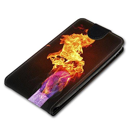 Vertical Flip Style Housse Case Étui Coque Motif cartes étui support pour Apple iPhone 4/4S–Variante ver36 Design 1