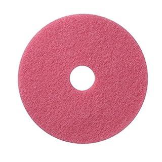 Americo Manufacturing Americo 402422 Flamingo Auto Scrub Floor Pad, 22-inch, 5 per Pack (Made in USA)