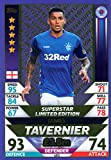 SPFL MATCH ATTAX 2018/19 – James Tavernie Superstar Limited Edition Karte – Rangers