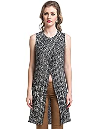 Uptownie Lite Women's Crepe Sleeveless Top
