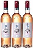 Mademoiselle Comédie 659622 France Bordeaux Vin Rosé AOP 75 cl ...