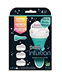 Wilkinson Sword Pack Intuition Sensitive Care - Maquinilla depilatoria...