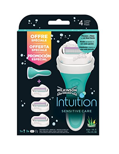 Wilkinson Sword Pack Intuition Sensitive Care - Maquinilla...