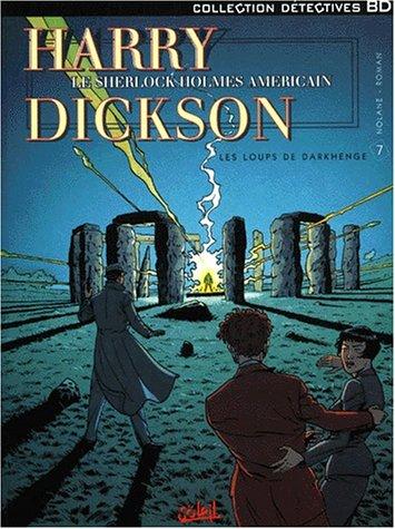 Harry Dickson, tome 7 : Les Loups de Darkhenge