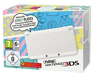 Console New Nintendo 3DS - blanche (B00S84U0XM)   Amazon price tracker / tracking, Amazon price history charts, Amazon price watches, Amazon price drop alerts