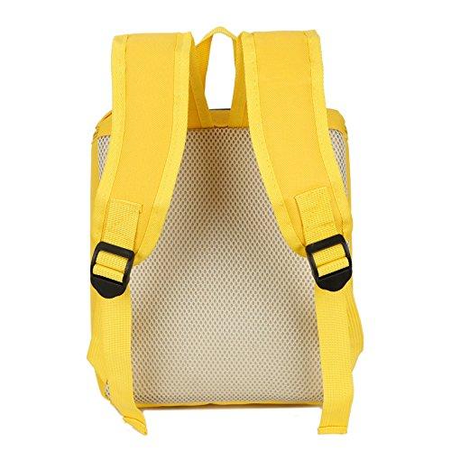 Nikgic Cartoon Schultasche Kinderschultaschen Schulrucksack Rucksack Schulranzen Kinderrucksack aus Nylon für Kinder Gleb