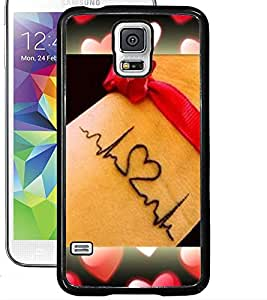 ColourCraft Love Design Back Case Cover for SAMSUNG GALAXY S5 NEO