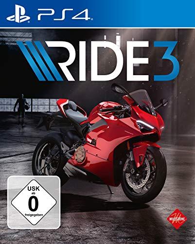formel eins ps4 RIDE 3 - [PlayStation 4]