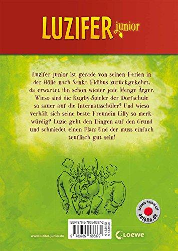 Luzifer junior - Ein teuflisch gutes Team: Band 2 - 4