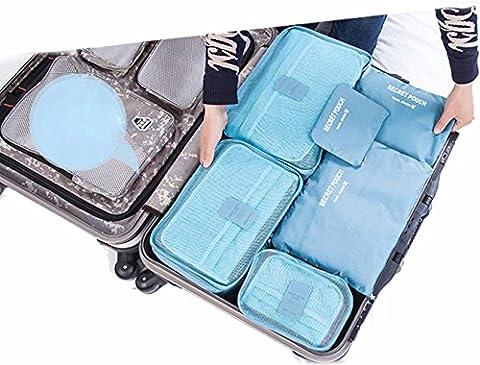 Malayas® 6 Set Système de Cube Voyage