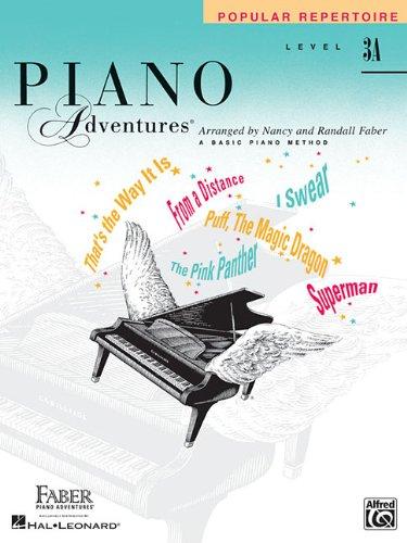 Piano Adventures, Level 3A, Popular Repertoire