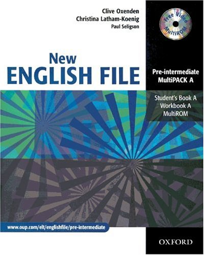 English File - New Edition. Pre-Intermediate. Student's