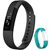 Fitness Tracker Flenco Fitness Watch Bluetooth Touch Screen Activity Tracker Health Monitor Smart Bracelet Exercise Sport Watch Wearable Pedometer Wristband With Sleep Monitor Calorie Counter Step Cou