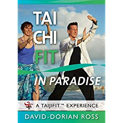 Tai Chi Passform in Paradise–Alle Neuen 2018mit David-Dorian Ross (ymaa) Anfänger Tai Chi am Strand DVD * * Neue BestSeller * *