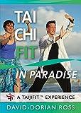 """DVD de Tai Chi para principiantes en la playa, """"Formas de Tai-Chi en el Paraíso"""", año 2018, con David-Dorian Ross (YMAA- Asociación de Artes Marciales Yang) ** Nuevo éxito de ventas**."""