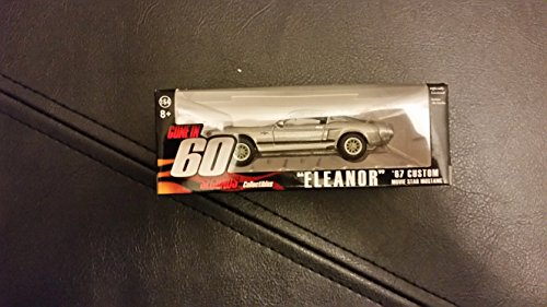 September 2016 Speed LootCrate Gone in 60 Seconds Eleanor Custom 1967 Shelby Mustang GT500 1:64 Die Cast Toy Car by Greenlight by Greenlight Hollywood
