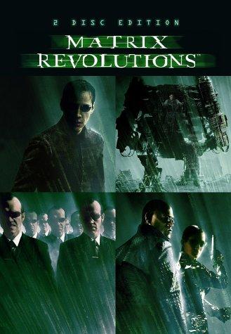 Matrix Revolutions (2 DVDs) -