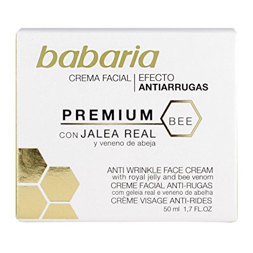 babaria Antifalten-Gesichtscreme mit Bienengift 50 ml