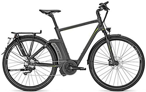E-Bike Raleigh Ashford S10 Herren 10-G-XT 17 Ah Impulse Evo-Motor bis 45 km/h, Rahmenhöhen:55;Farben:Nimbusgrey matt