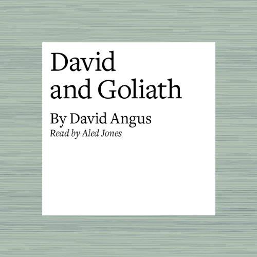 David and Goliath  Audiolibri