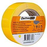 KMSG07533 Suelo Marcar cinta adhesiva est/ándar amarillo