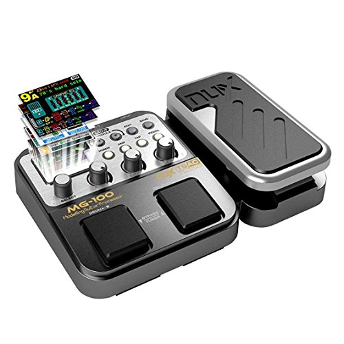 Asmuse Guitar Multi Effect Pedal...