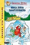 Bidaia Zoroa Sagutxistanera: Geronimo Stilton Euskera 5 (Libros en euskera)