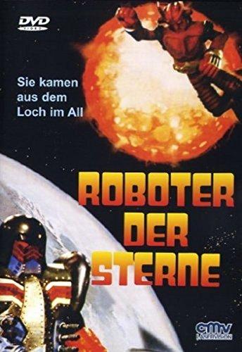 Roboter der Sterne (Roboter Monster Kostüm)