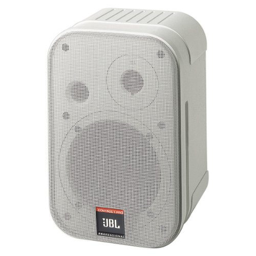 JBL Control 1 Pro Nahfeldmonitor mit Halter weiß, 1 Stück -