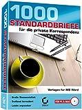 1000 Standardbriefe für die private Korrespondenz