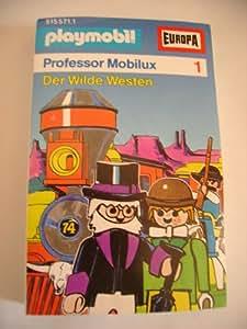 playmobil 1 professor mobilux der wilde westen. Black Bedroom Furniture Sets. Home Design Ideas