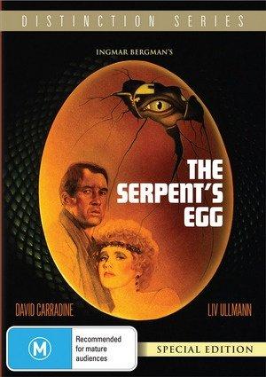 Das Schlangenei / The Serpents Egg ( ) [ Australische Import ]: Alle Infos bei Amazon