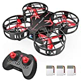 SNAPTAIN H823H Plus Mini Drone for Kids and Beginners, 2.4G Remote Control Quadcopter