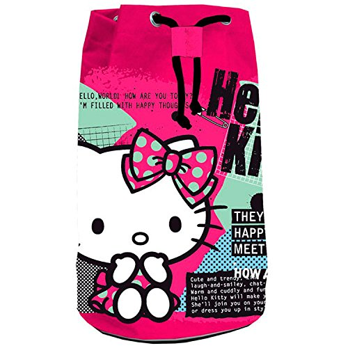 Disney - Hello Kitty Teen Schulranzen, as8805, 35 CMS - Kitty Hello Teen