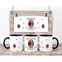 Mug MILAN AC personnalisé - Mug Associazione Calcio Milan - cadeau anniversaire - cadeau de noël