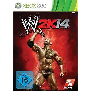 WWE 2K14 – [Xbox 360]
