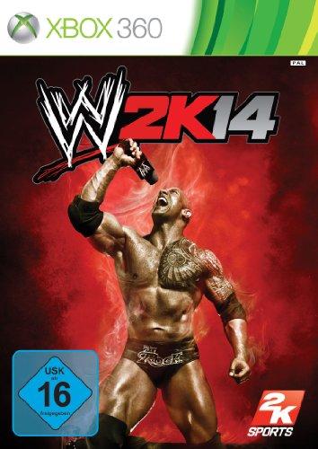 Wwe-360-spiele (WWE 2K14 - [Xbox 360])