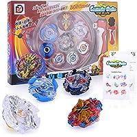 SCDMY Beyblade Tournant Gyro Set Dynamitage Gyro Lutte Gyro Spin Jouets Enfance Jouets Amusement Jouets et Cadeaux Enfants Jouets /Éducatifs B-74