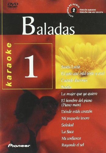 Karaoke 1: Baladas [DVD]