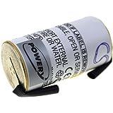 akku-net Akku für Rasierer Philips Typ ACN0021