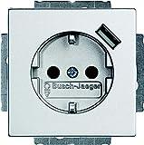 Busch-Jaeger Schuko USB-Steckdose Future Linear, 20EUCBUSB-83
