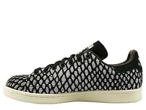 ADIDAS Stan Smith Unisex Bambini Sneaker Donna Scarpe Da Ginnastica Retr Nero bz0398