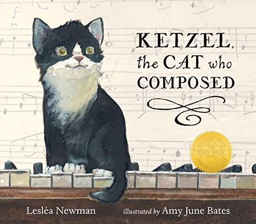 Ketzel, the Cat Who Composed by Leslea Newman (2015-10-06)