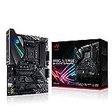 ASUS ROG Strix B450-E Gaming Mainboard Sockel AM4 (AMD B450, ATX, DDR4, SATA 6Gbit/s, duales M.2, Aura Sync)